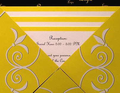 Custom Quinceañera Invitations
