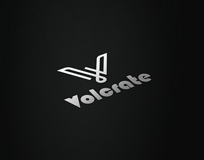 Logo for Volcrate / Riga, Latvia