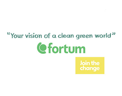 Fortum- Campaign for Employee Engagement