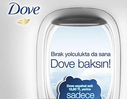 Dove Shopper Marketing Designs