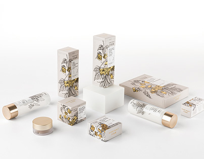印加果 包装设计 - Sweet Build Package Design