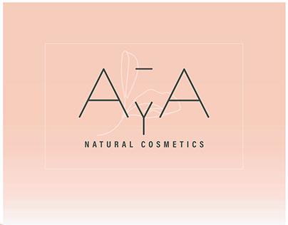 AYA Natural Cosmetics - Style Guide