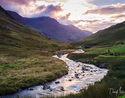 Honister Pass, Lake District National Park