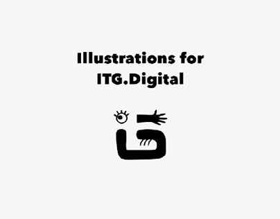 Custom Illustrations for Online Builder ITG.Digital