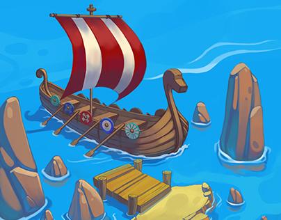 Lil Quest level maps