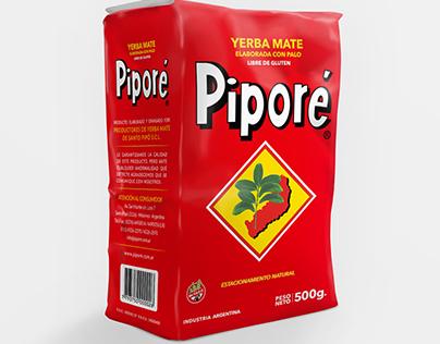 Yerba Mate Pipore x500g