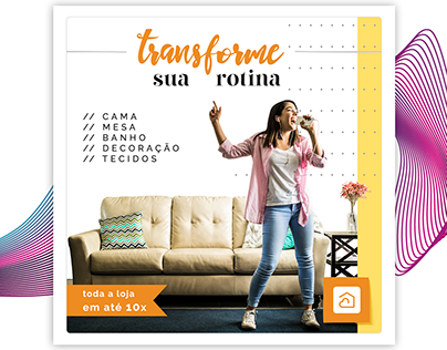Ambientar Home Center - Transforme sua Rotina