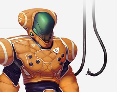 EVA Suit