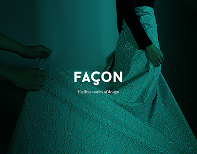 Façon | Endless stories of design
