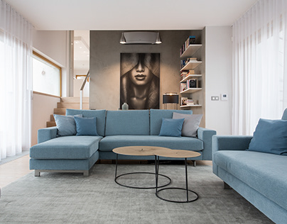 Apartment in which it is a pleasure to live