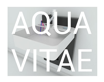 Aqua Vitae - Roca One Day Design Challenge 3rd place