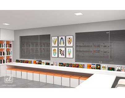 Biblioteca Jaime Moraes