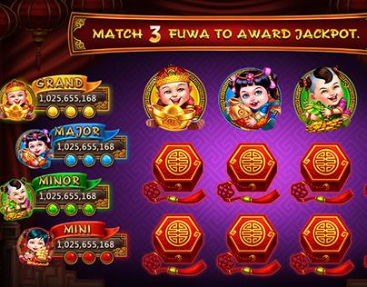 2017 slot game graphic design01