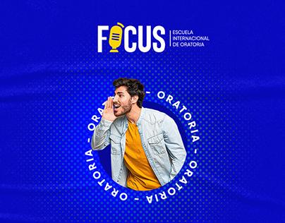 FOCUS - ESCUELA INTERNACIONAL DE ORATORIA