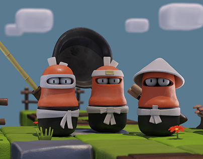 Threenjago game