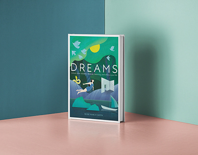Dreams - Weitong Mai illustrations - DK Books