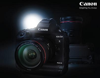 Launch Campaign | Canon