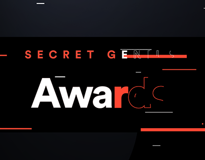 Spotify Secret Genius Awards – Event Animations