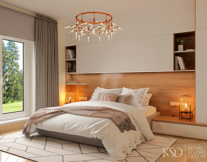 KSD-project for home. Bedroom