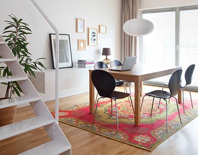 Modern flat in Poland