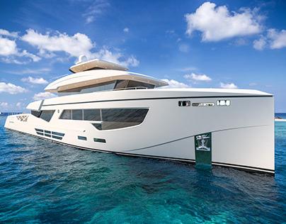 Phi Design Lab – RSY 52 SVY – Rosetti Super Yachts
