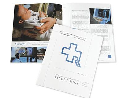 Rutland Regional Medical Center — print collateral