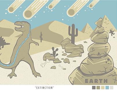 Elements (Earth/Fire/Wind/Water)