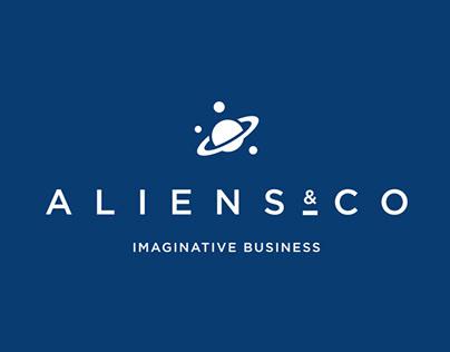 Aliens & Co. | Branding