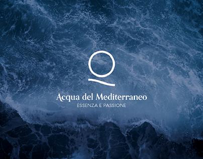 Acqua del Mediterraneo Brand Identity