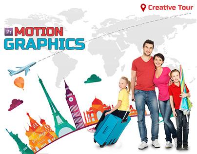 Motion Graphics by Premier Pro