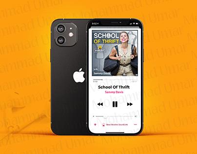 Podcast Cover Art Thumbnail Design