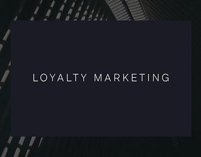 Loyalty Marketing for Advocado Philippines
