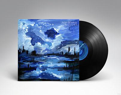 Jean Sibelius Symphony No 3 Album Cover
