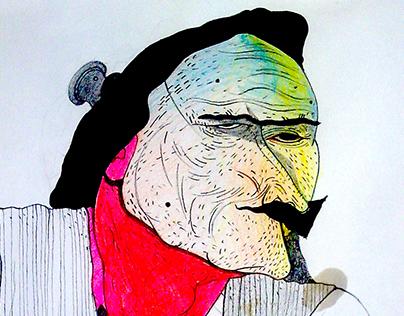 Personal / Traditional Media, Illustrations