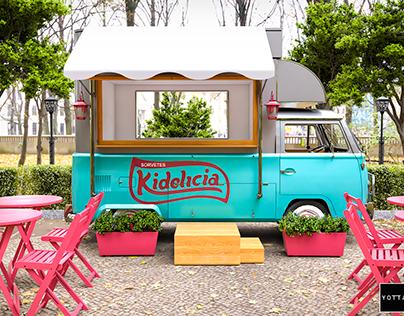 """Ice cream truck"""