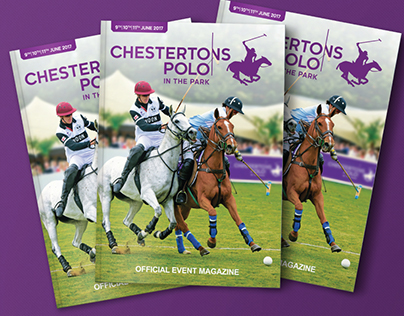 Chestertons Polo in the Park - Official Event Magazine