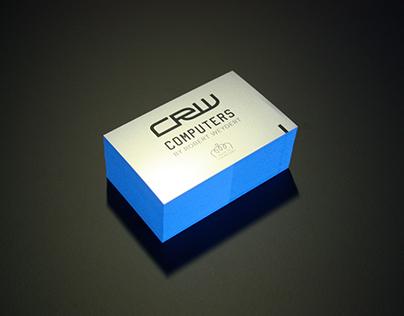 Business cards - metallic