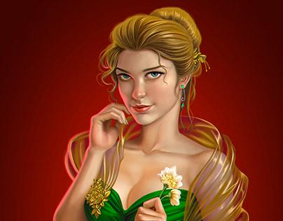 Romeo Juliet slot game