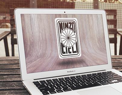 Ninzo Cicli - Logo Design