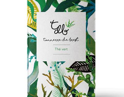 Packaging thé