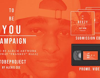 #ToBeYouProject