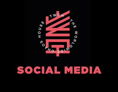 SOCIAL MEDIA - TWCH