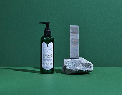 LYZS Branding and Packaging