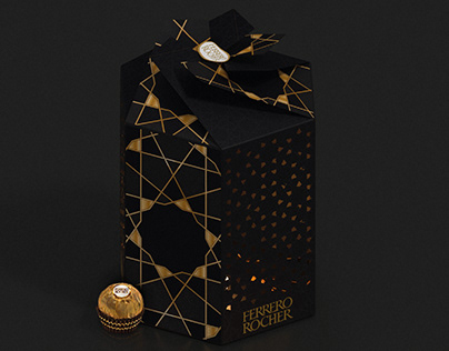 Light in the night | Ferrero packaging redesign