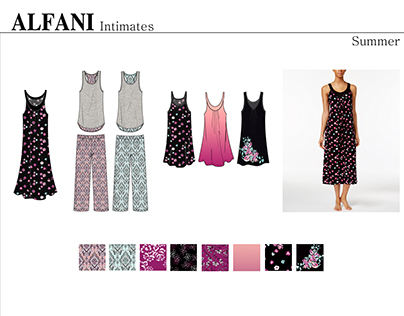 Alfani Intimates, Summer