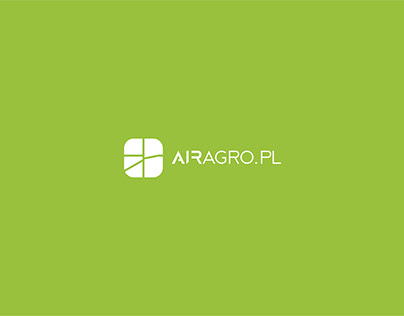 Project branding and website creation AirAgro