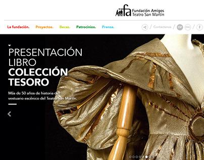 Fundación Amigos del Teatro San Martín