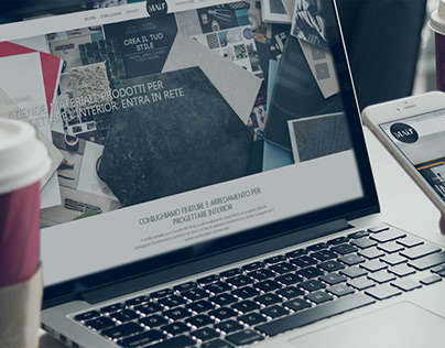 MAD051 - Interior Design Website