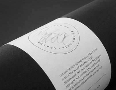 Normal - Branding & packaging