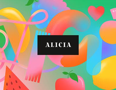 Alicia | A Spontaneous Vegan Brand for Everyone